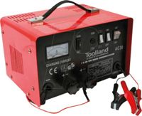 AC30 - Automatic charger, 12/24 V, 20 A