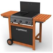 Adelaide 3 Woody - Barbecue a Gas