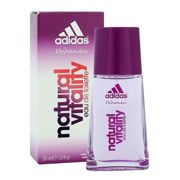 Adidas Natural Vitality For Women eau de toilette 30 ml Donna