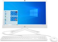 HP 21-b0005nl 52,6 cm 20.7 - 1920 x 1080 Pixel Intel Pentium Silver 8 GB DDR4-SDRAM 256 GB SSD Wi-Fi 5 802.11ac Bianco PC All-in-one Windows 10 Home