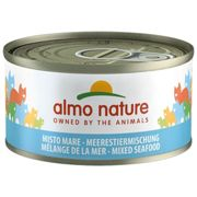 Almo Nature Legend Almo Nature 6 x 70 g - Salmone e Carota