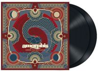 Amorphis Under The Red Cloud LP - multicolored onesize