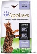 APPLAWS CAT ADULT POLLO CON ANATRA 400 GR.