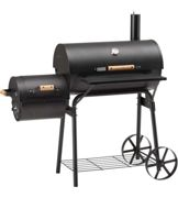 BARBECUE AFFUMICATORE A CARBONE TENNESSEE 200 SMOKER LANDMANN