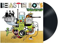 Beastie Boys The Mix-Up LP - multicolored onesize