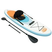 Bestway Kayak SUP gonfiabile trasformabile 2in1 con remo 65080