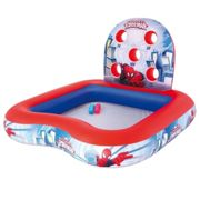 Bestway Piscina gonfiabile Spider-Man play center gioco acqua palline baby 98016