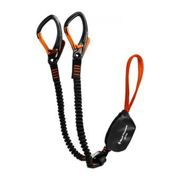 Black Diamond EASY RIDER VIA FERRATA SET - Longe dark slate