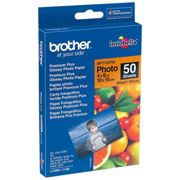 Brother Bp71gp50 Premium Glossy Paper One Size White