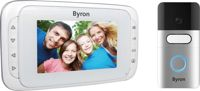 BYR DIC-22815 - Video intercom system for one residential units