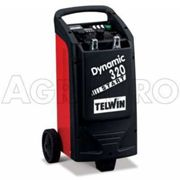 Caricabatterie auto e avviatore Telwin Dynamic 320 Start - batterie WET/START-STOP 12/24V
