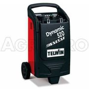 Caricabatterie auto e avviatore Telwin Dynamic 520 Start - batterie WET/START-STOP 12/24V