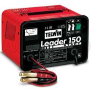 Caricabatterie auto e avviatore Telwin Leader 150 - batterie WET/START-STOP a tensione 12V