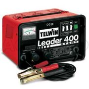 Caricabatterie auto e avviatore Telwin Leader 400 Start - batterie WET/START-STOP 12/24V