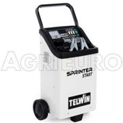 Caricabatterie auto e avviatore Telwin Sprinter 3000 Start - batterie WET/START-STOP 12/24V