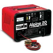 Caricabatterie Telwin Alpine 20 Boost - batterie WET/START-STOP tensione 12/24V - 300 W