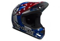 Bell Casco MTB Downhill Sanction Rosso XS