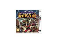 CODE NAME: STEAM STRATEGICO - NINTENDO 3DS