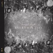 Coldplay Everyday life CD - multicolored onesize