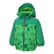 COLOR KIDS Giacca Dion Toucan Verde Dion - Gr. 68