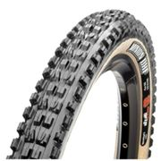 Copertone Maxxis Minion DHF Wide Trail - EXO Protection - Dual 62a/60a - Tubeless Ready 27.5 x 2.50 (63-584) Nero