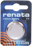 CR 1220 REN - Pila a bottone al litio, 3 V, 35 mAh, 12,5x2,0 mm