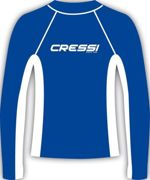Cressi Rash Guard Long - Man - S