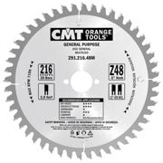 CROSSCUT SAW BLADE FOR PORTABLE MACHINES 225X2.8X30 Z=36 15° ATB