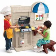 Cucina Giocattolo Con Grill Double-face By Little Tikes