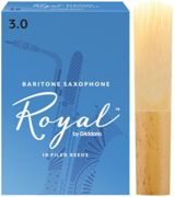 DAddario Woodwinds Royal Baritone Sax 3