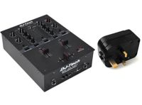 DJ-Tech DIF-2S MKII + UK Adapter