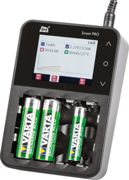 DNT SMART PRO - Battery charger Smart PRO, with colour display