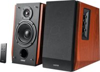 EDIF R1700BT WD - EDIFIER R1700BT Studio Bluetooth Speaker System, brown