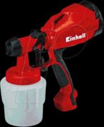 EINHELL 4260005 - Paint spray gun TC-SY 400 P