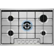 Electrolux Piano cottura EGS7534X Gas 5 Zone cottura