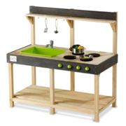 EXIT Cucina giocattolo Yummy 100 Outdoor, naturale