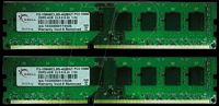 F310600CL9D8GBNT - 8 GB DDR3 1333 CL9 G.Skill, kit da 2 pezzi