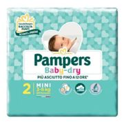 FATER SpA PAMPERS BABY DRY DOWNCOUNT MINI