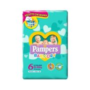 FATER SPA PAMPERS BABY DRY TAGLIA EXTRA-LARGE (15-30KG) 14 PEZZI