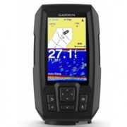 Garmin - ecoscandaglio serie striker plus con trasduttore di poppa striker 4 plus
