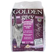 Golden Lettiera Golden Grey Master - 14 kg Argilla