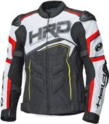 Held Safer SRX Giacca Tour, nero/bianco/rosso, S