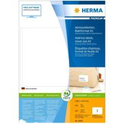 Herma Address Labels 148.5x205 400 Sheets 400 Pieces One Size