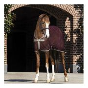 Horseware AMIGO NET COOLER - Coperta assorbente fig/navy/tan