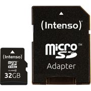 Intenso Micro Sdhc 32gb Class 10 One Size