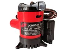 Johnson L750UC - 12V - 73 L/min - 1150 GPH