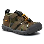 Keen Seacamp Ii Cnx MILITARY OLIVE- (31) US 13 Child