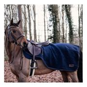 Kentucky HEAVY FLEECE - Coprireni 160g blu mare
