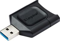 KINGSTON MLP - Card Reader, MobileLite Plus USB 3.2 Gen 1 SDHC/SDXC UHS-II.