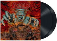 Kreator London Apocalypticon - Live at the Roundhouse LP - multicolored onesize